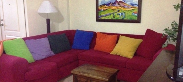 3 bedroom fully furnished for rent