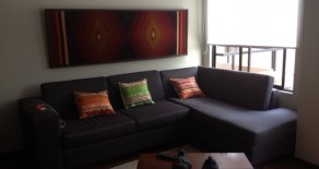 Comfortable 2 bedroom fully furnished
