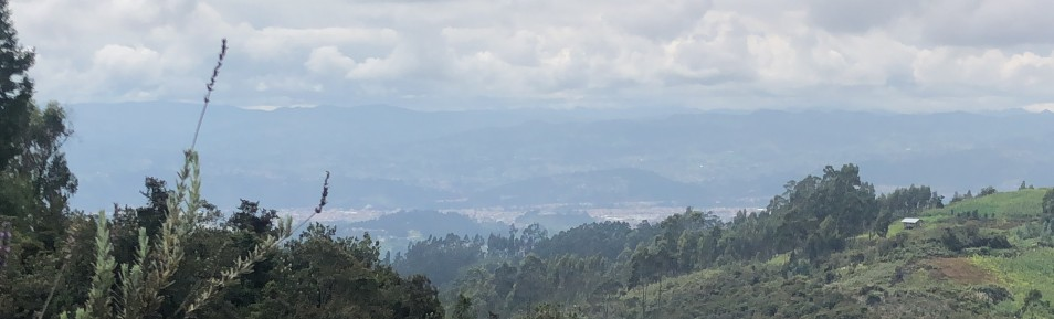 Peace, quiet and amazing views 30 minutes from Cuenca